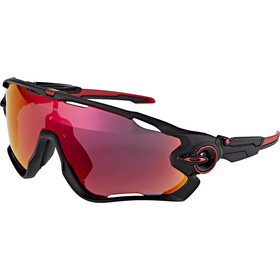 Oakley Jawbreaker Sunglasses matte black/prizm road